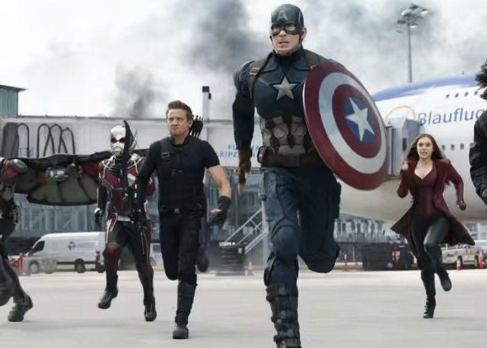 Captain American: Civil War Trailer will make your Spider Senses Tingle!