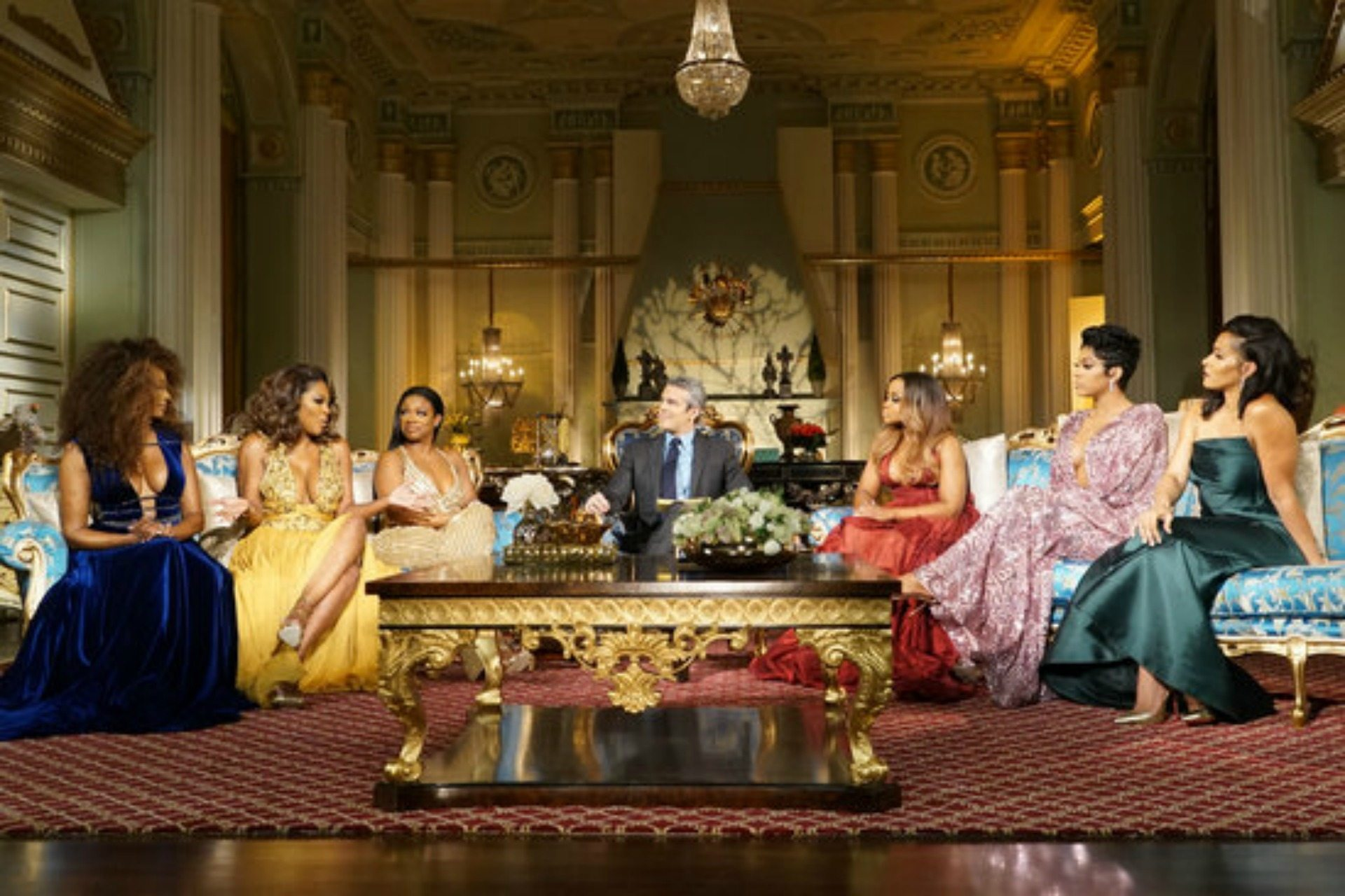 First Look At Real Housewives Of Atlanta Reunion King Of Reads
