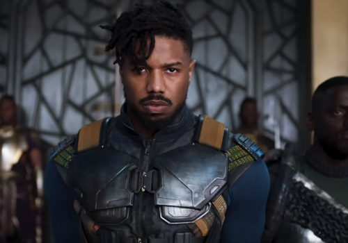 'Black Panther' Teaser Trailer is Here!
