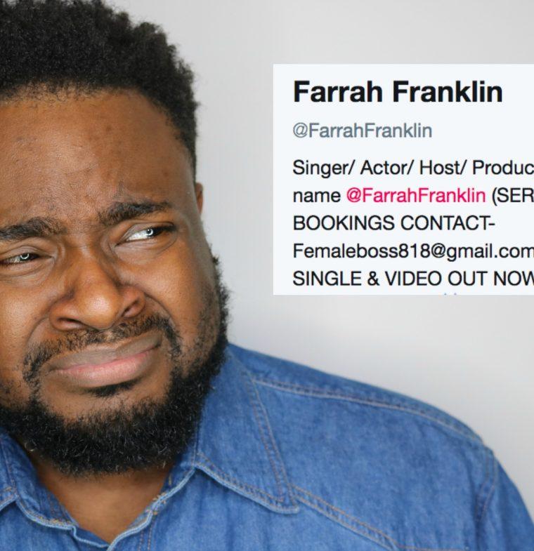 Farrah Franklin Tried My LIFE! [VIDEO]