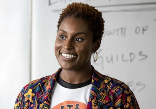 It's Lit.  Watch the Trailer for Season 2 of 'Insecure'