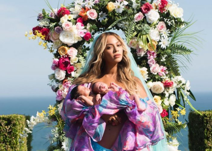 Ring the Alarm!!! Beyoncé Shares First Photos of Sir Carter & Rumi