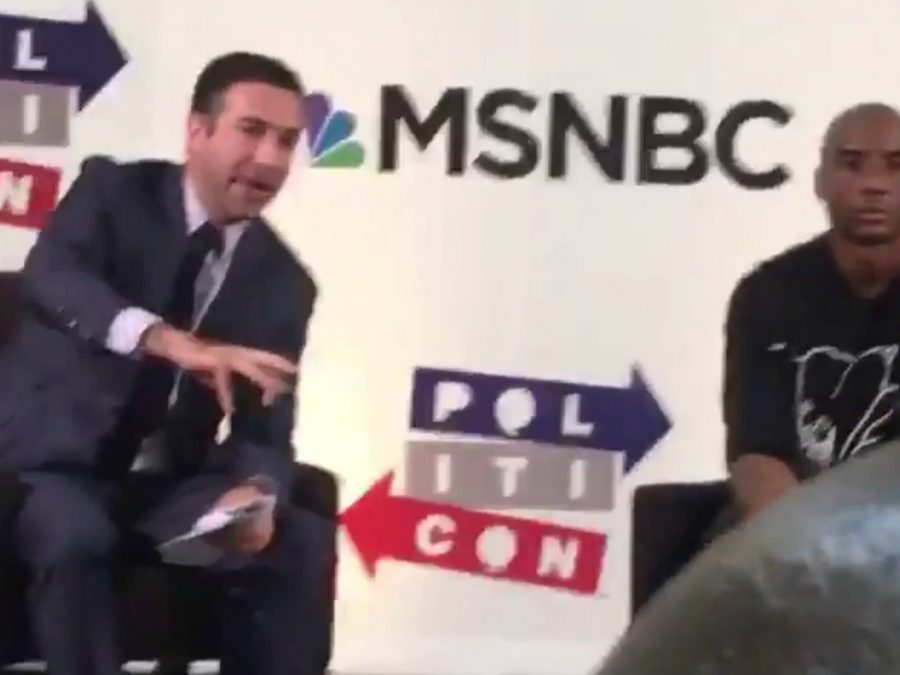 Now What Was Said? The Trans Community Protest Charlamagne at Politicon