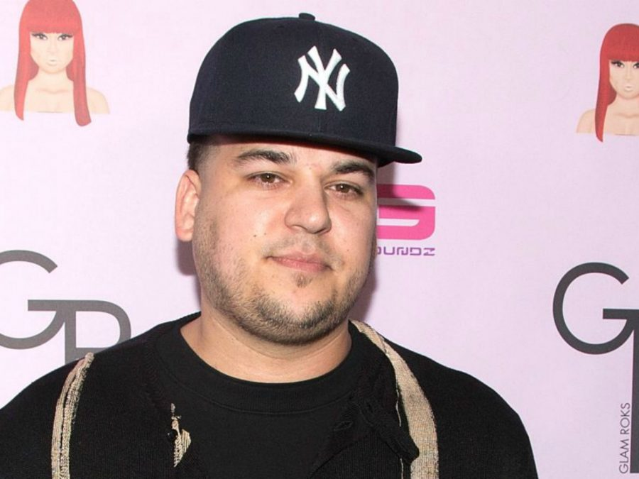 Kardashian Family Fears For Rob's Safety