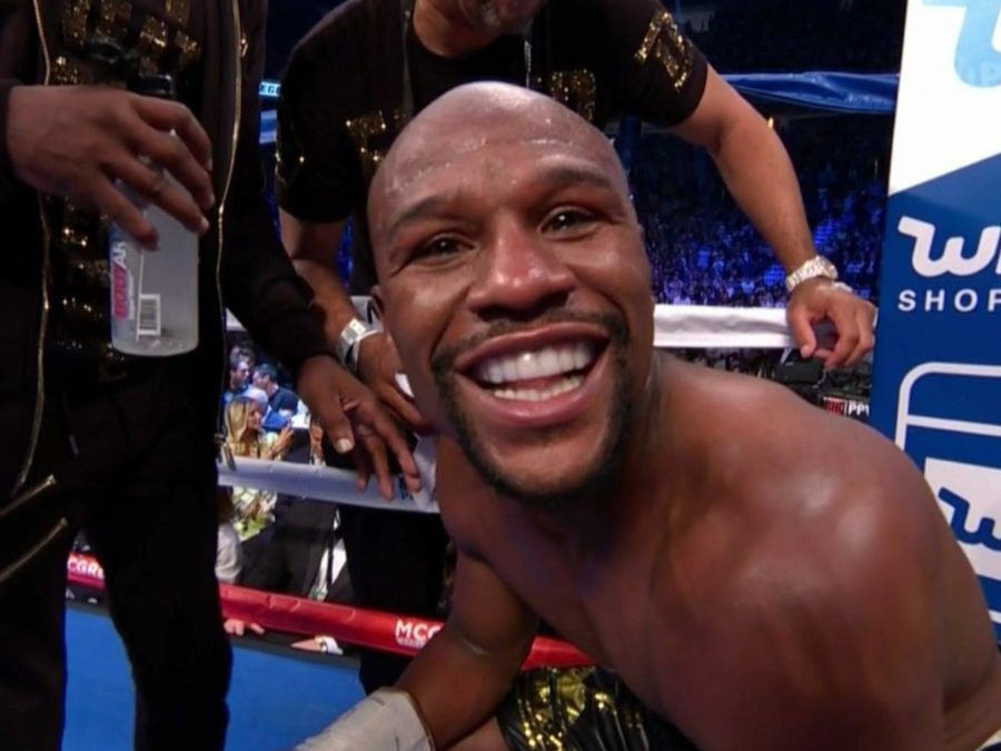 Now What Was Said? Floyd Mayweather Jr Beats McGregor in 10th Round T.K.O