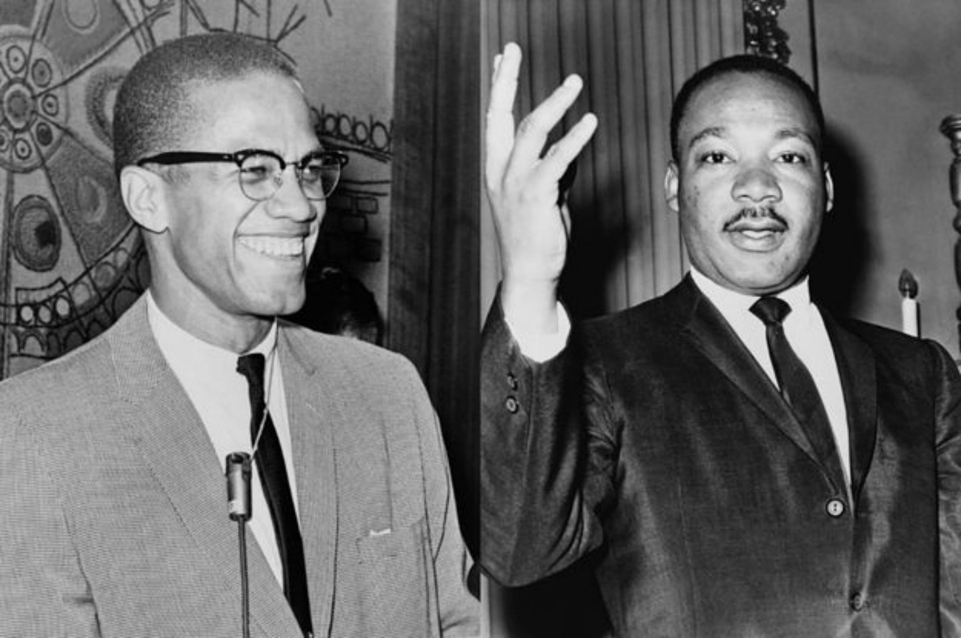 a comparison of martin luther king jr and malcolm x in the united states Martin luther king and malcolm x are deeply connected to each other in the issue of the discrimination of african american people it is not possible to have a discussion.
