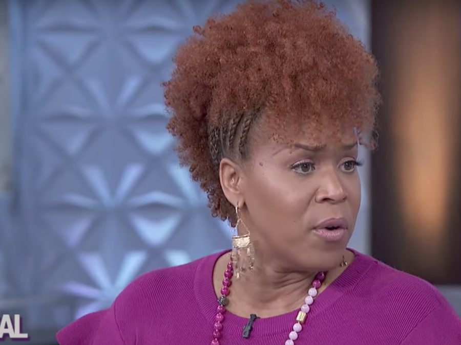 We See You Mrs.Tina Campbell