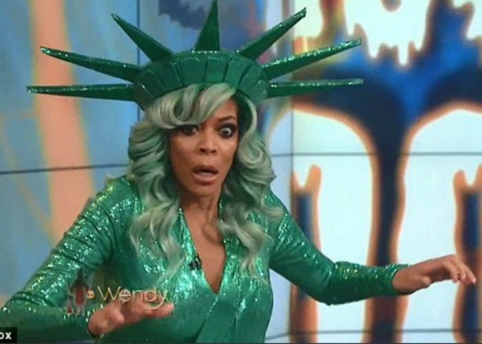 Wendy Williams Faints in Mid Segment During Live Show [VIDEO]