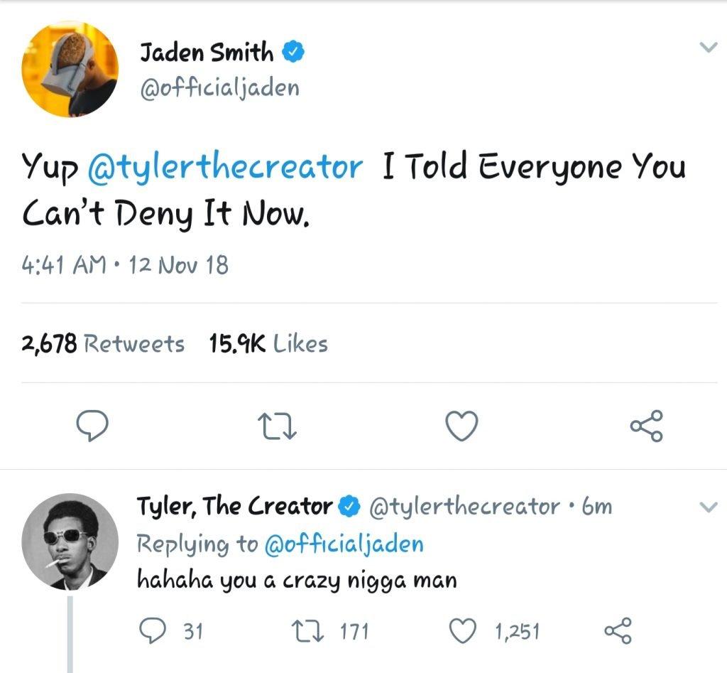 Jaden and Tyler