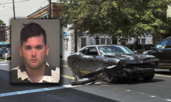 James Alex Fields Jr Charlottesville Driver