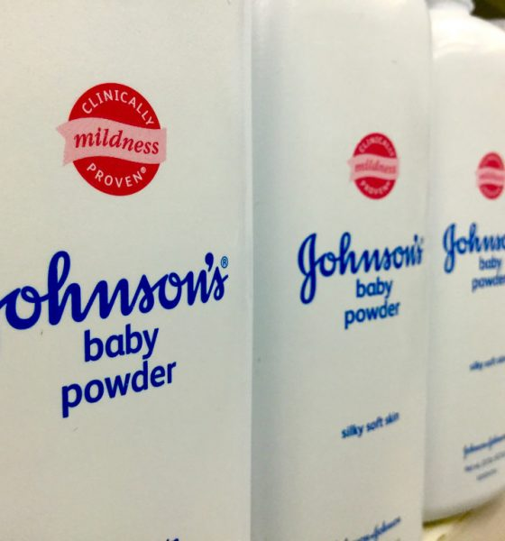 ohnson and Johnson Baby Powder