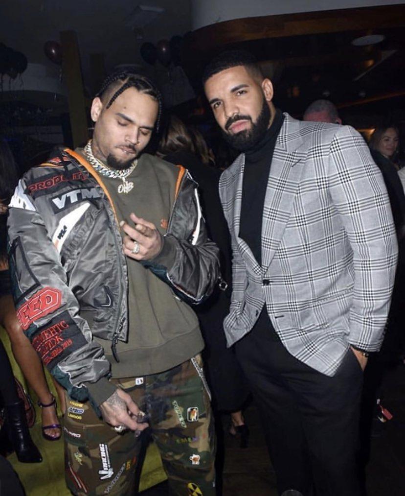 Drake New Years