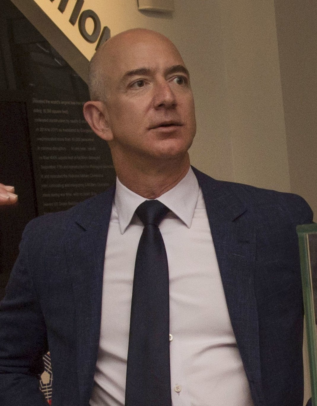 Jeff Bezos Mackenzie Tuttle Divorce