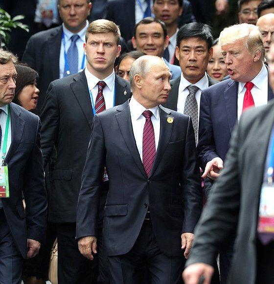 Putin Trump Cohen Moscow