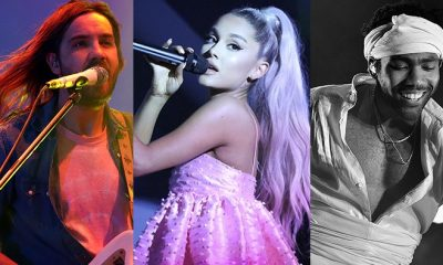 Tame Impala, Ariana Grande, Chidish Gambino