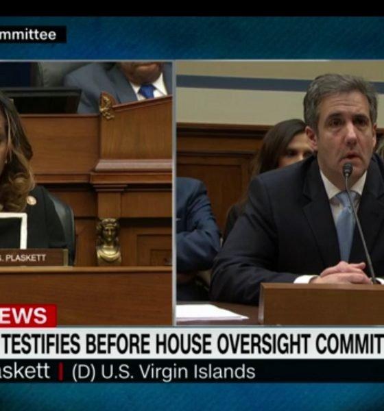 Michael Cohen Trump Testimony