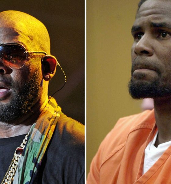 R  Kelly's Bond Set at $1 Million, Pleads Not Guilty - King