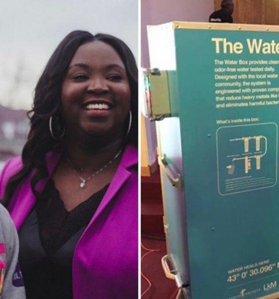Jaden Smith Water Box