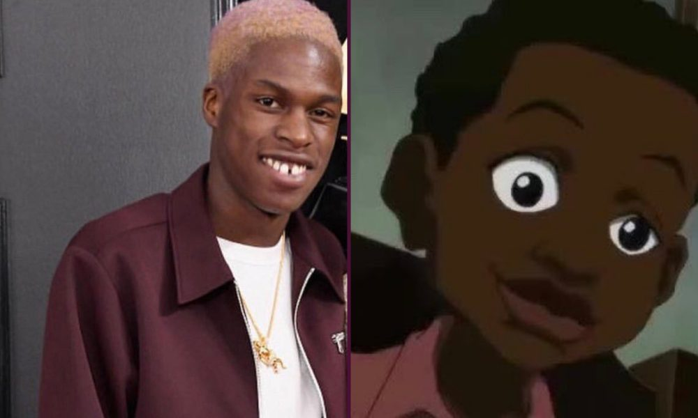 "Daniel Caesar ""Morphing into Uncle Ruckus"" According to ..."