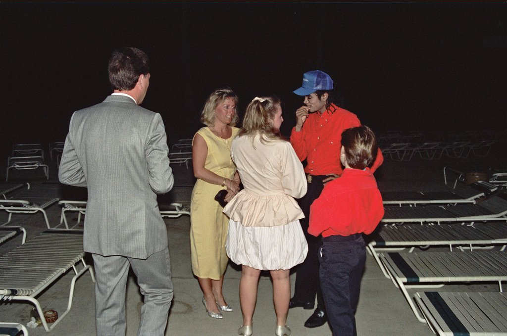 Michael Jackson Leaving Neverland