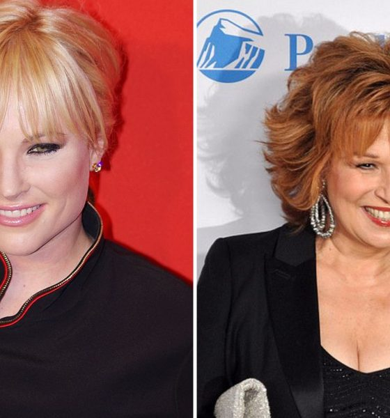 The Girls Are Fighting! Joy Behar Almost Risked It All