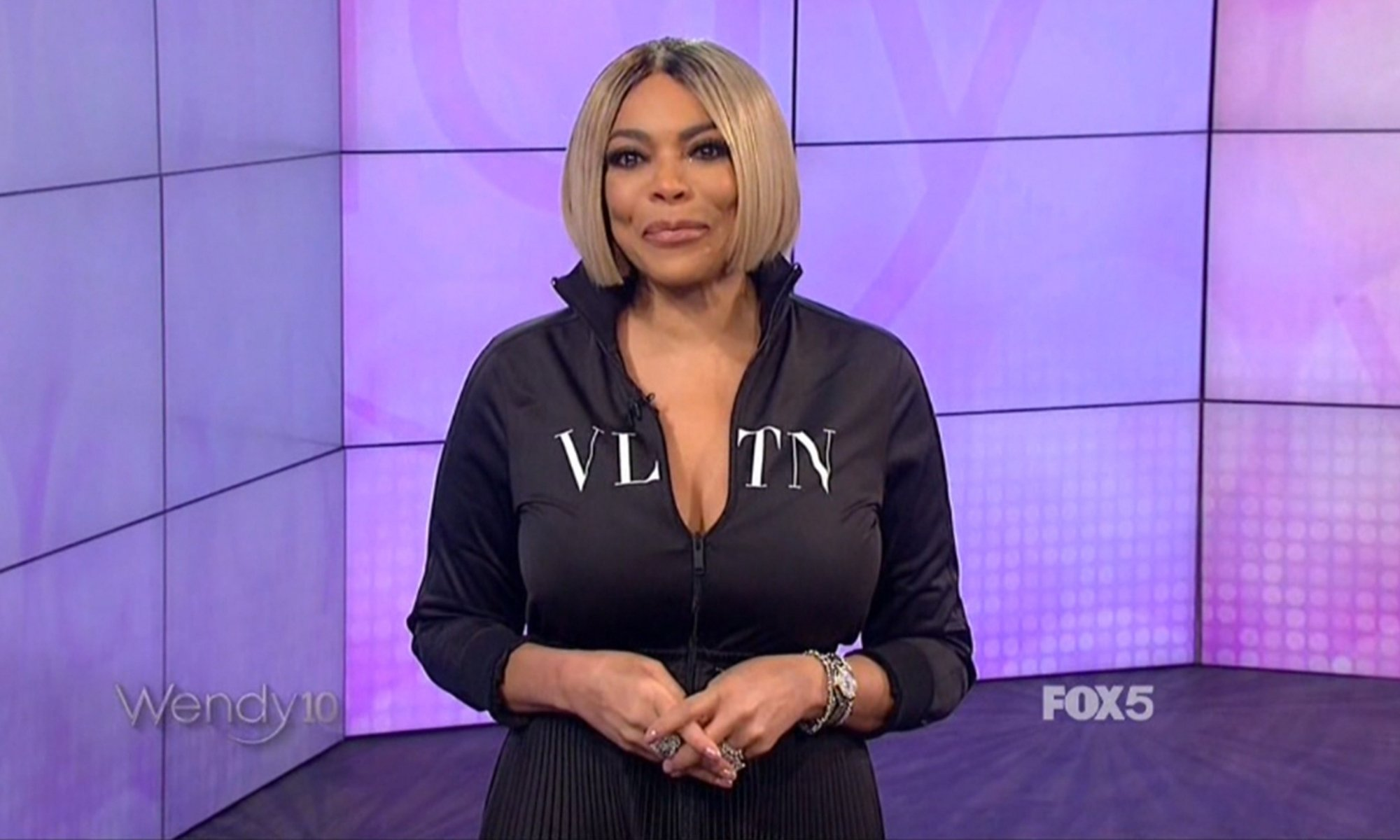 Wendy Williams Dirvorcing